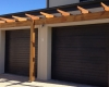 Aluzinc Sectional Garage Door