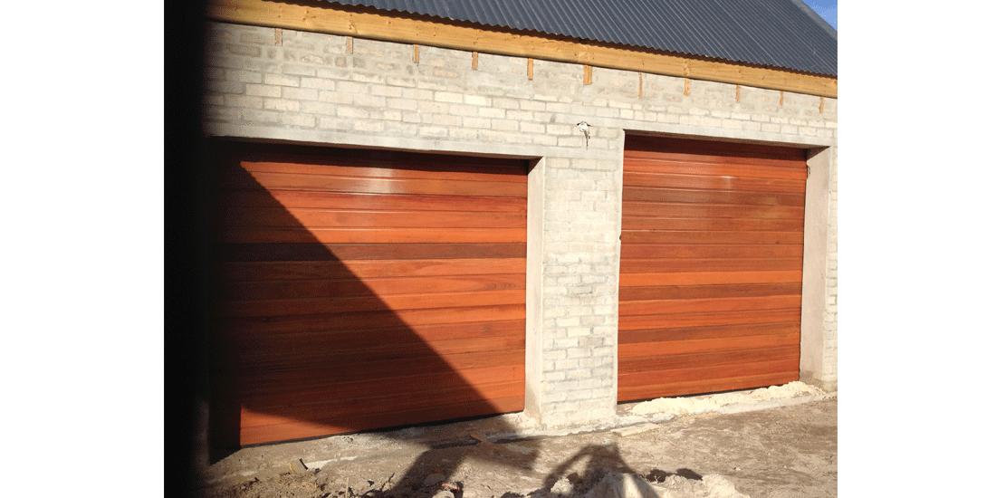 Meranti Garage Doors Sectional Overhead Tip Up Lhv Garage