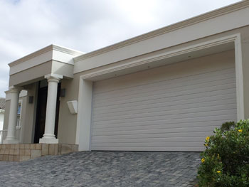 Aluzinc Garage Door