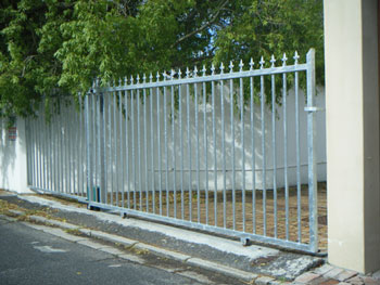 Steel Gates & Fencing