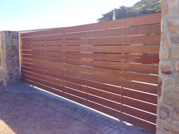 Wooden Gates & Fencing